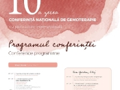 Conferinta nationala de gemoterapie 2019