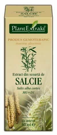 Scoarța de salcie Gemoderivat, 30 monodoze, Hofigal : Farmacia Tei